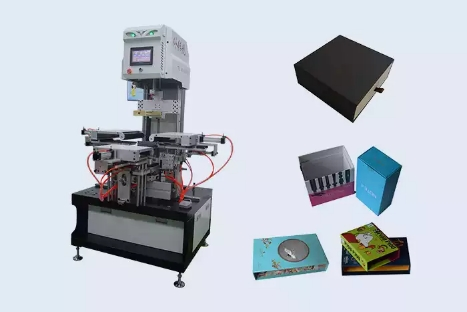 Slip case machine