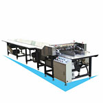 Rubber fed sheet glue machine(KY-650B)